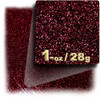 Glitter powder, 1oz/28g, Fine 0.008in, Devil Red