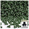 Tribeads, Opaque, Tribead, 10mm, 1,000-pc, Army Green