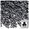 Tribeads, Opaque, Tribead, 10mm, 1,000-pc, Black