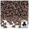 Tribeads, Opaque, Tribead, 10mm, 1,000-pc, Brown