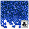 Tribeads, Opaque, Tribead, 10mm, 100-pc, Royal Blue