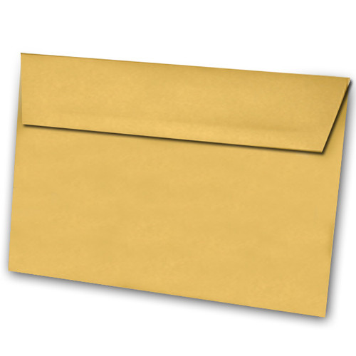 "Stardream golden Metallic 5-1/2 x 8-1/8"" (A-8) Envelope"