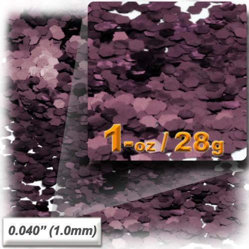 Glitter powder, 1oz/28g, Fine 0.040in, Mocha