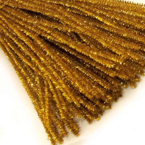 Stems, Sparkly, 20-in, 10-pc, Gold