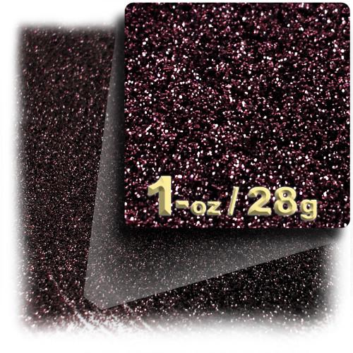Glitter powder, 1oz/28g, Fine 0.008in, Mocha