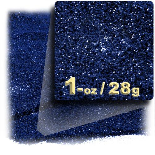 Glitter powder, 1oz/28g, Fine 0.008in, Royal Blue