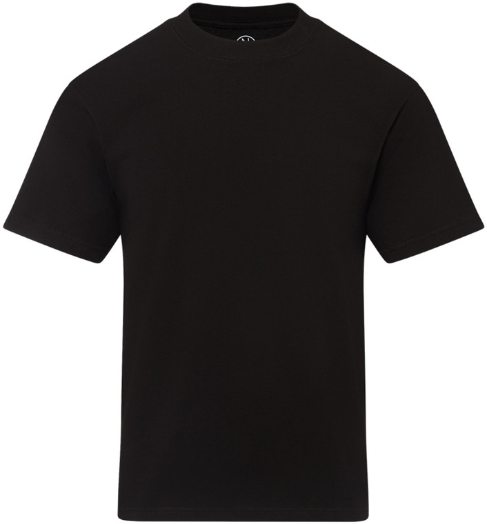 BLACK PREMIUM HEAVYWEIGHT T-SHIRT