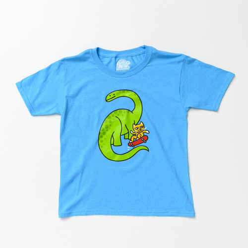Dino Cat! - Tee