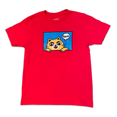Hungry Cat - Tee