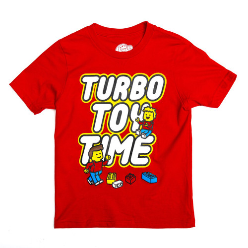 Blocky Turbo Toy Time - Tee