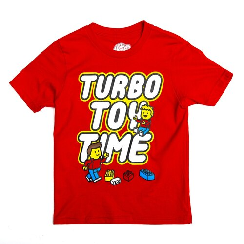 Blocky Turbo Toy Time - Tee