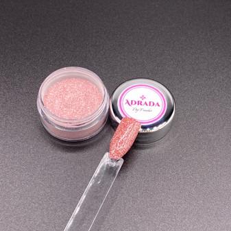Adrada Dip Powder MR08 Rose Gold Sparkle