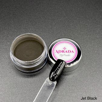 Adrada Dip Powder  MR74 Jet Black