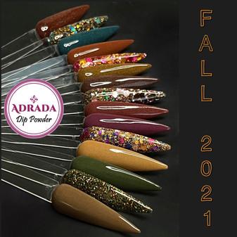 Fall Collection 2021 Adrada dip Powder