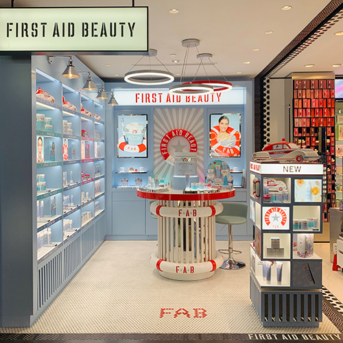 門市地址- First Aid Beauty