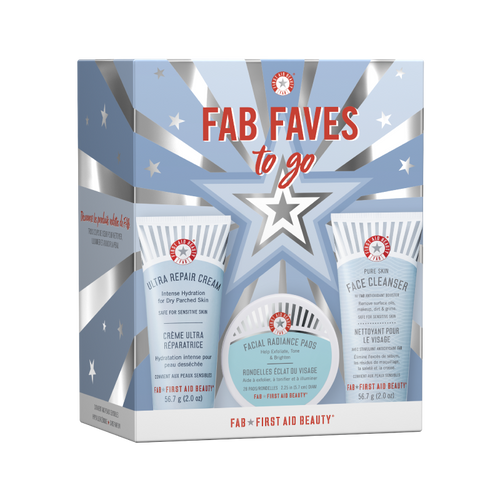 FAB FAVES to go 全效體驗套裝