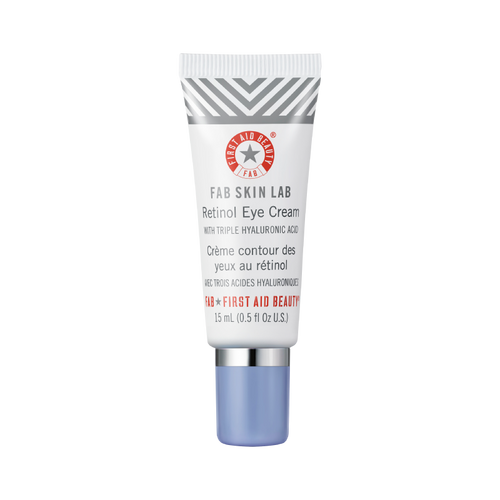FAB SKIN LAB RETINOL EYE CREAM WITH TRIPLE HYALURONIC ACID