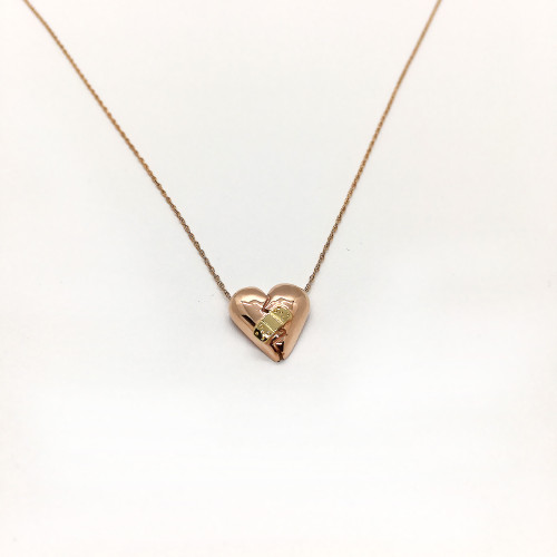 Mended Heart Necklace JCVT