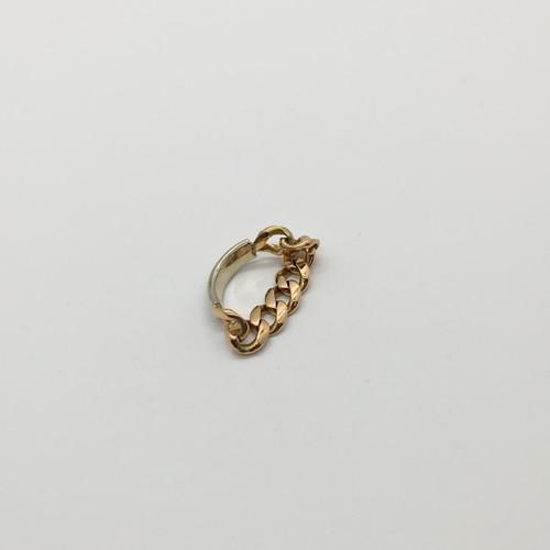 JCVT cuban link ring