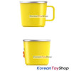 LINE Friends Sally Stainless Steel Cute Face Cup with Handle Original M/ Korea