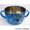The Little Bus Tayo Stainless Steel Big Bowl 600ml w/ Lid Handle Original