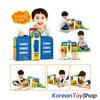 01020 - Tayo The Little Bus School Play Set Garage Toy w/ Mini Tayo Korean Animation