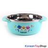 PINKFONG Stainless Steel Bowl 2 pcs Handle Non-slip BPA Free Original