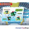 Gogo Dino STORM Transformer Sound DX Robot Dinosaur Toy Car Helicopter Original