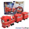 Robot Trains Kay Alf Victor Deluxe Diecast Plastic 3 pcs Set Mini Toy Season 2