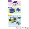 00170 TAYO Little Bus Friends Special V.6 Mini Car 3 pcs Toy Set Teach Iratcha Carry