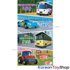 00171 Tayo Little Bus Friends Special V.7 Mini Car 4 pcs Toy Set Nana Leo Rolly Ractor