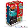 Titipo & Friends Mini Trains 3 pcs Set Toy Pull Back V.3 Manny Setter Steam