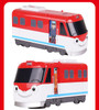 Titipo Train Mystery Motors Action Toy Sound & LED Effect Door Openable