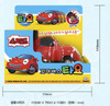 Tayo Little Bus SPEED Main Plastic Diecast Toy Car Original Red Sports Car