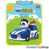 BabyBus Panda Diecast Metal Kiki Police Car Patrol Toy Mini Car Free Wheels Academy Authentic 100%