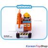 Baby Bus Panda Diecast Metal Miumiu Excavator Toy Mini Car Free Wheels Academy Authentic 100%