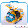 BabyBus Panda Transforming Yellow Bus Toy Car Airplane Academy Authentic 100%