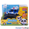 Baby Bus Panda Monster 4 pcs Toy Car Set (Bus, Tow Truck, Police Car, Fire Truck)