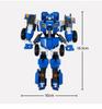 Miniforce VOLT Penta X Bot Transformer Toy Car Robot Blue Toytron