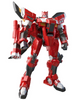 Miniforce SAMMY Penta X Bot Transformer Toy Car Robot Red Toytron