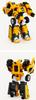 Miniforce MAX Penta X Bot Transformer Toy Car Robot Yellow Toytron