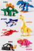 Miniforce Super Dino 7 Transformer Toy Car Robot to 7 Dinosaurs Toytron
