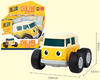 Tomoncar RAYMON or MINIMON Friction Series Toy Mini Cars Tomon Car Middle Size