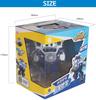 Super Wings PAUL Transformer Robot Transforming Toy Airplane Season 5