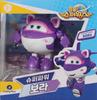 Super Wings BORA Transformer Robot Transforming Toy Airplane Season 5