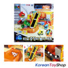 The Little Bus Tayo Heavy Equipment Play Set Toy w/ 14 pcs Tayo Friends Mini Car