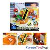 The Little Bus Tayo Heavy Equipment Play Set Toy w/ 4 pcs Tayo Friends Mini Bus