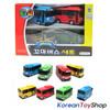 00110 TAYO Little Bus Friends Special Mini Bus Car 4 pcs Toy Set Tayo Rogi Gani Rani