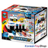 Tayo Bus Emergency Rescue Center Headquarter Main Garage Play Set Toy + 4 pcs