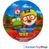 Pororo Balloon w/ Pinwheel Birthday Picnic Party Supplies - Pororo Round Type